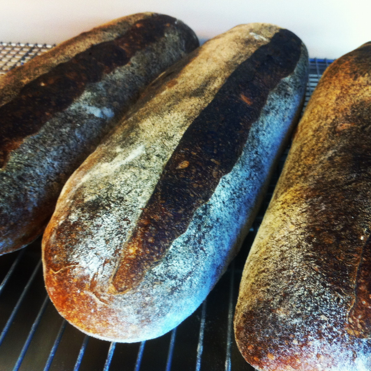 Instagram Sourdough Batards
