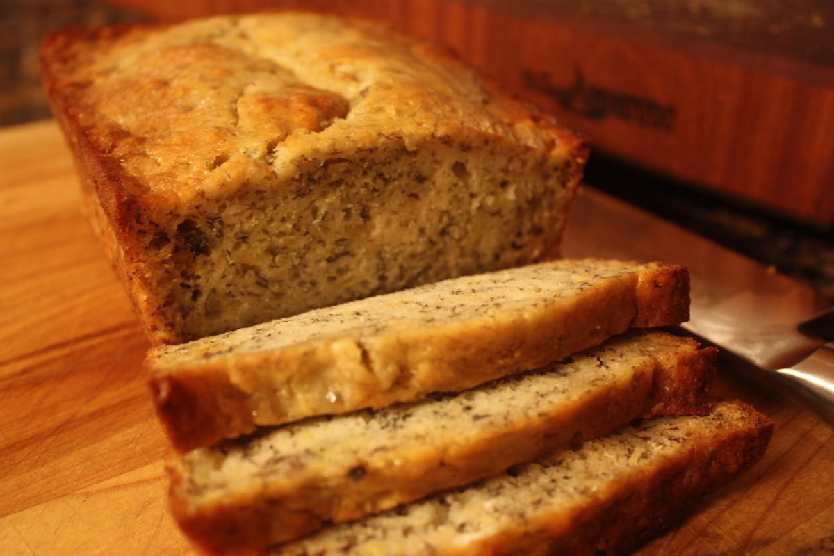 10 minute banana bread the fresh loaf forumfinder Images